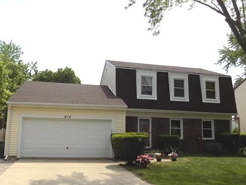 916 Knollwood, Buffalo Grove, IL 60089