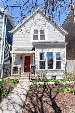 3412 W Shakespeare, Chicago, IL 60647