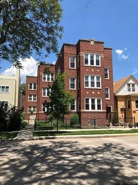 1648 W Edgewater Unit 3, Chicago, IL 60660 Edgewater