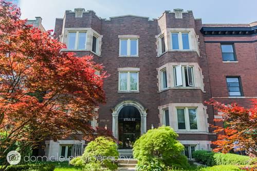2757 W Logan Unit 1, Chicago, IL 60647 Logan Square
