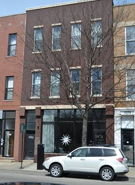 1875 N Milwaukee Unit 2, Chicago, IL 60647 Bucktown