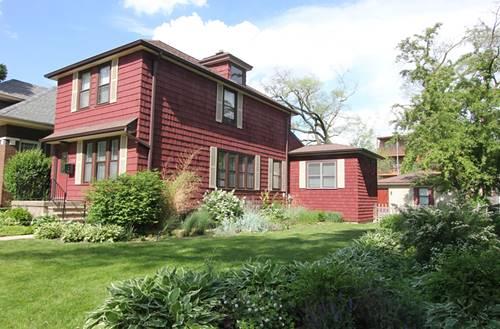 710 N Humphrey, Oak Park, IL 60302
