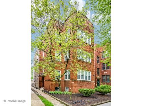 4912 N Washtenaw Unit 1, Chicago, IL 60625 Lincoln Square