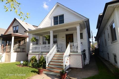 5133 W Patterson, Chicago, IL 60641