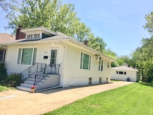1402 Colorado, Joliet, IL 60435
