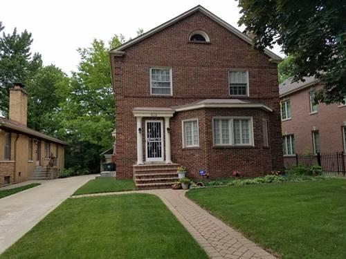 108 S Merrill, Park Ridge, IL 60068