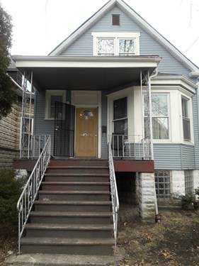 7145 S Carpenter, Chicago, IL 60621