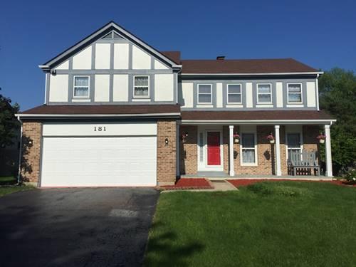 181 E Brookwood, Bolingbrook, IL 60440