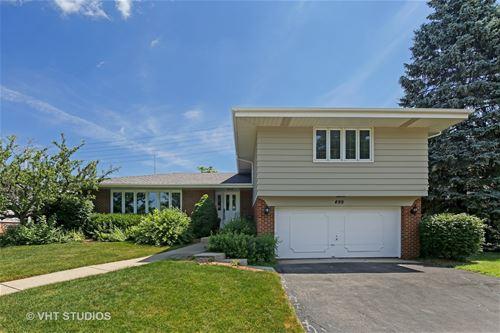499 E Atwood, Elmhurst, IL 60126