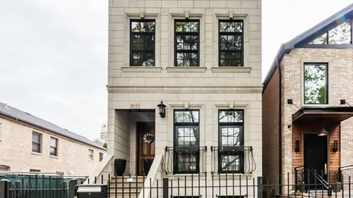 1833 N Honore, Chicago, IL 60622 Bucktown