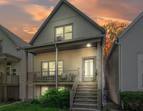 3848 N Whipple, Chicago, IL 60618