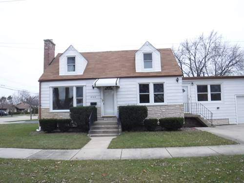 8103 N Greenwood, Niles, IL 60714