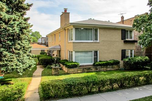 1349 W Arthur Unit 1, Chicago, IL 60626
