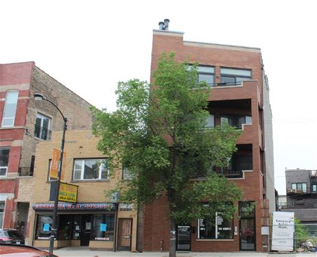 1526 W Chicago Unit 4, Chicago, IL 60642 Noble Square