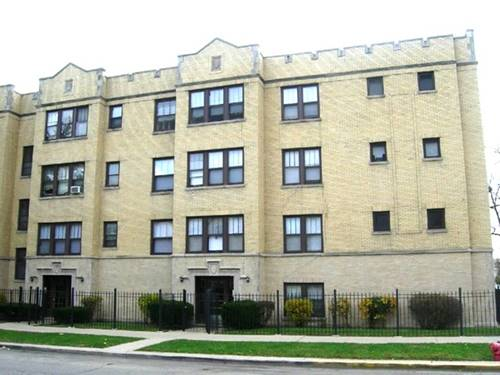 4101 N Sacramento Unit 3, Chicago, IL 60618