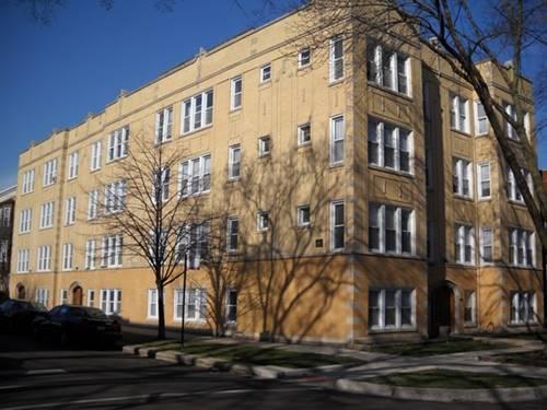 2474 W Pensacola Unit 3, Chicago, IL 60618 North Center