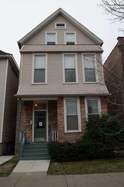 1837 W Addison Unit 1, Chicago, IL 60613 Roscoe Village