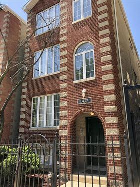 1432 N Bosworth Unit 2, Chicago, IL 60642 Wicker Park