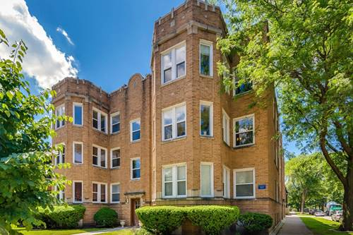 4944 N Rockwell Unit 2, Chicago, IL 60625 Lincoln Square