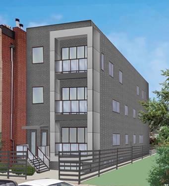 1834 N Rockwell Unit 1R, Chicago, IL 60647