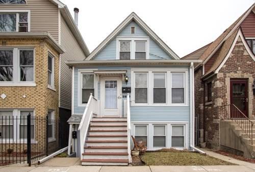 2830 W Wellington Unit 1, Chicago, IL 60618