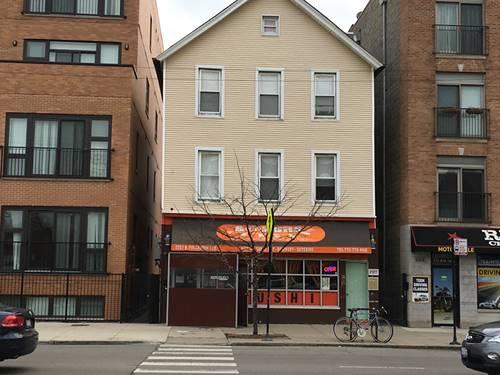 2507 W Fullerton Unit 3, Chicago, IL 60647 Logan Square