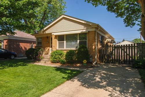 11054 Shelley, Westchester, IL 60154