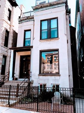 3729 N Sheffield Unit G, Chicago, IL 60613 Lakeview