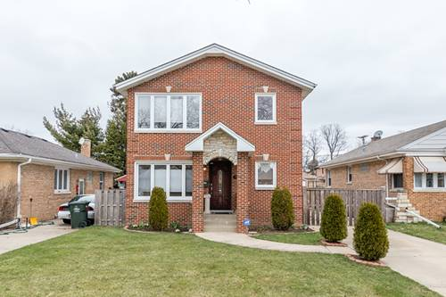 7436 W Strong, Harwood Heights, IL 60706