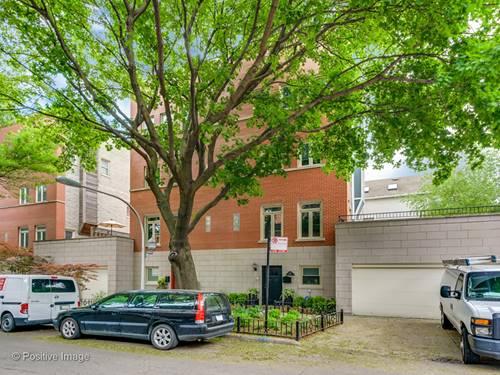 1355 W Schubert, Chicago, IL 60614 West Lincoln Park