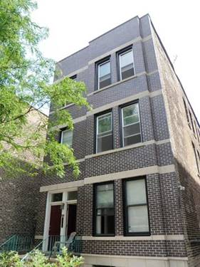 2045 N Racine, Chicago, IL 60614 West Lincoln Park