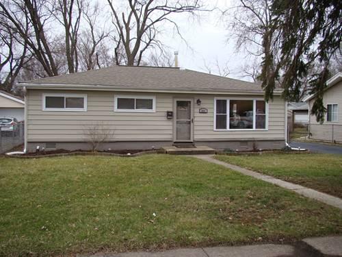 631 W Ridge, Villa Park, IL 60181