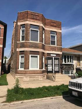 3430 S Parnell, Chicago, IL 60616