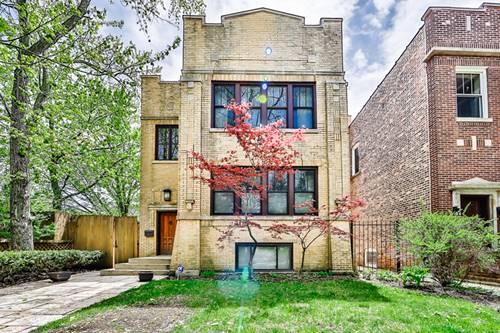 2703 W Agatite, Chicago, IL 60625 Ravenswood