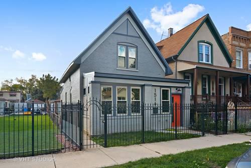 1516 N Ridgeway, Chicago, IL 60651