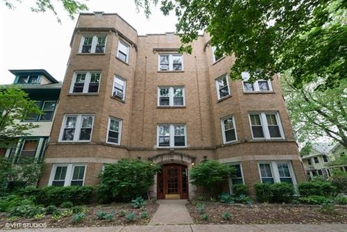 1309 W Ardmore Unit 3, Chicago, IL 60660 Edgewater