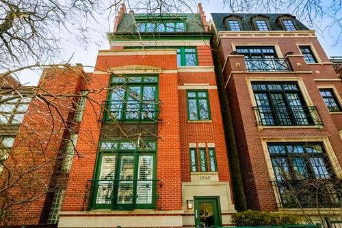 1846 N Mohawk Unit C, Chicago, IL 60614 Lincoln Park