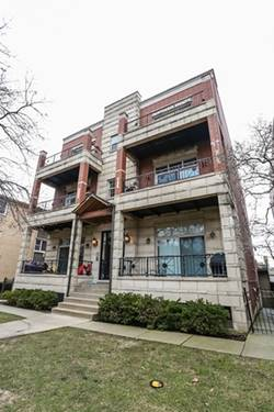 4243 N Keystone Unit GS, Chicago, IL 60641