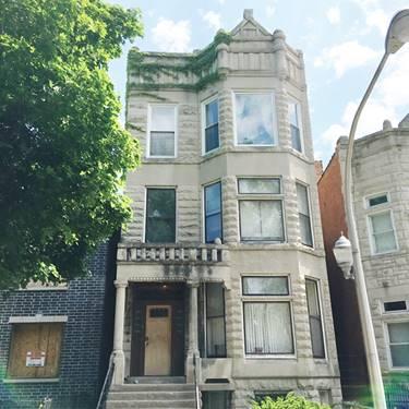 4633 S Evans, Chicago, IL 60653