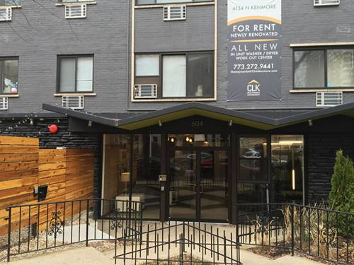 6134 N Kenmore Unit 409, Chicago, IL 60660 Edgewater