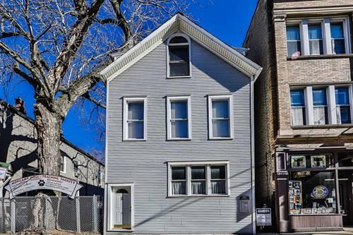 2140 W Belmont Unit 1F, Chicago, IL 60618 Roscoe Village
