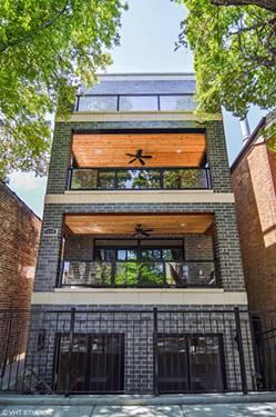 1420 N Bosworth Unit 2, Chicago, IL 60642 Wicker Park
