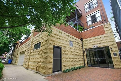 3534 N Hermitage Unit 301, Chicago, IL 60657