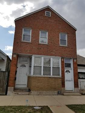 3350 S Bell, Chicago, IL 60608