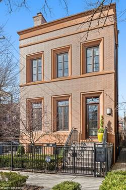 2214 N Magnolia, Chicago, IL 60614 West Lincoln Park