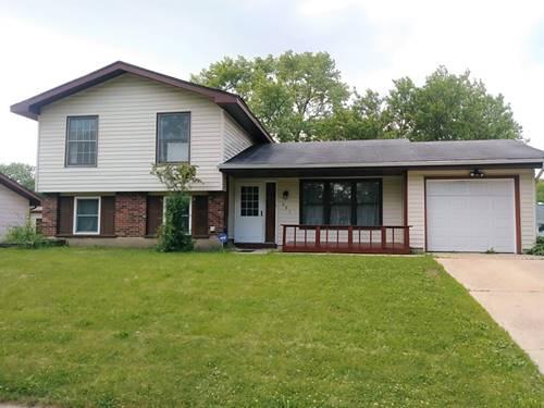 201 N Schmidt, Bolingbrook, IL 60440