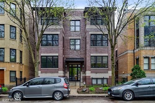 2031 W Pierce Unit 3B, Chicago, IL 60622 Wicker Park