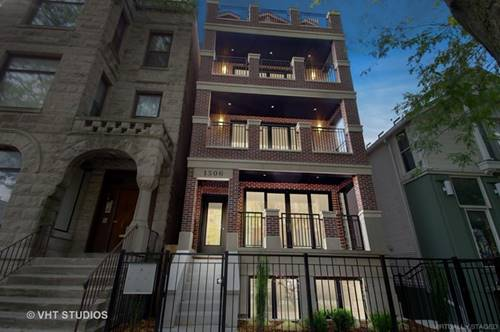 1506 N Cleveland Unit 3, Chicago, IL 60610 Old Town