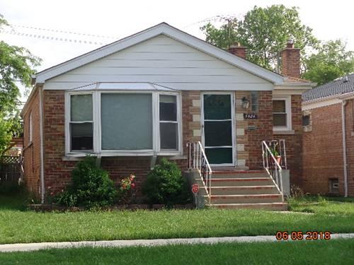 3424 W 84th, Chicago, IL 60652