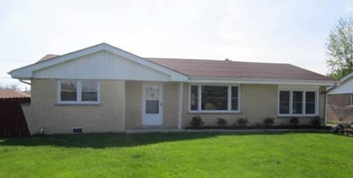 8020 S Oconto, Bridgeview, IL 60455